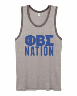 Phi Beta Sigma Fraternity Nation Tank