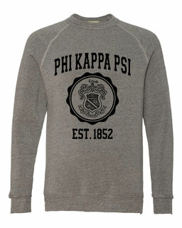 Phi Kappa Psi Alternative - Eco-Fleece� Champ Crewneck Sweatshirt