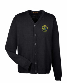 Phi Kappa Sigma Greek Letterman Cardigan Sweater