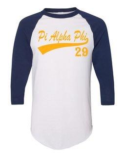 Pi Alpha Phi Tail Year Raglan