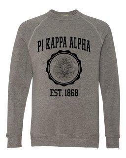 Pi Kappa Alpha Alternative - Eco-Fleece� Champ Crewneck Sweatshirt