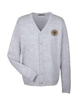 Pi Kappa Alpha Greek Letterman Cardigan Sweater