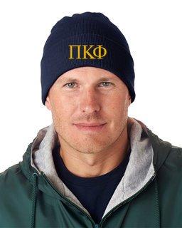 Pi Kappa Phi Greek Letter Knit Cap