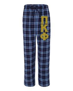 Pi Kappa Phi Pajamas Flannel Pant