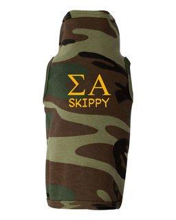 Sigma Alpha Doggie Tank - Tee