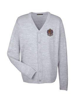 Sigma Alpha Epsilon Greek Letterman Cardigan Sweater