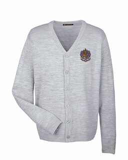 Sigma Alpha Epsilon Greek Letterman Cardigan Sweater