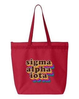 Sigma Alpha Iota Maya Tote Bag