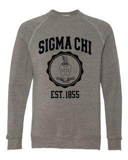 Sigma Chi Alternative - Eco-Fleece� Champ Crewneck Sweatshirt