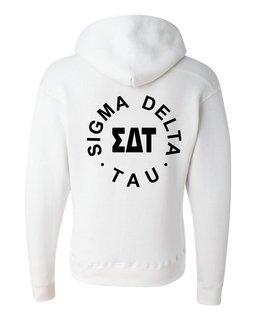 Sigma Delta Tau Circle Hoodie