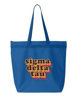 Sigma Delta Tau Maya Tote Bag