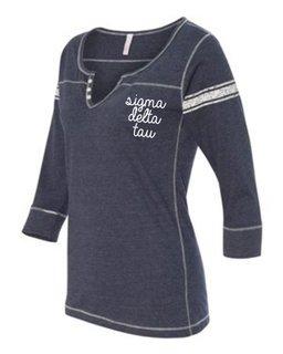 Sigma Delta Tau T-Shirt Designs