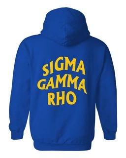 Sigma Gamma Rho Social Hoodie
