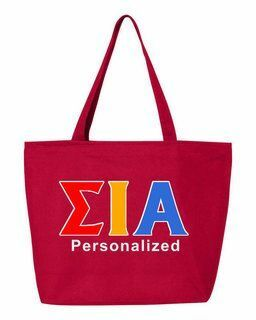 Sigma Iota Alpha Bags