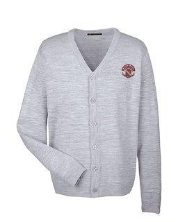 Sigma Kappa Greek Letterman Cardigan Sweater