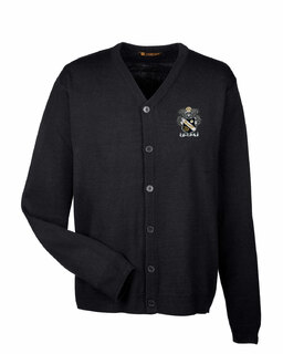Sigma Nu Greek Letterman Cardigan Sweater