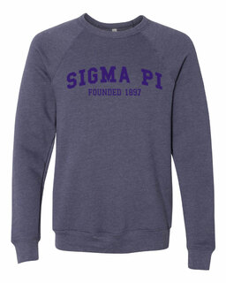 Sigma Pi Fraternity Founders Crew Sweatshirt
