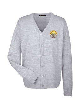 Sigma Pi Greek Letterman Cardigan Sweater