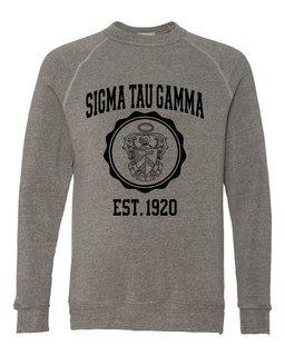 Sigma Tau Gamma Alternative - Eco-Fleece� Champ Crewneck Sweatshirt