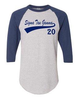 Sigma Tau Gamma Tail Year Raglan