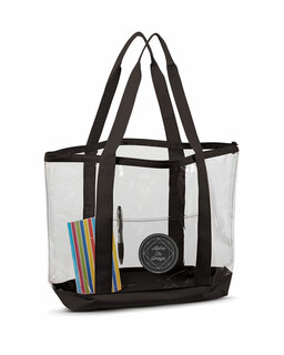 Sorority Large Clear Tote