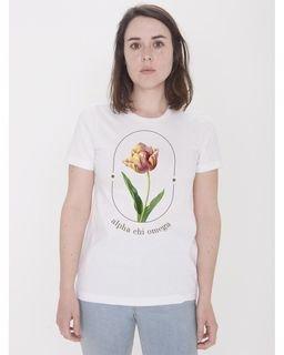 Sorority Tulips Bella Favorite Tee