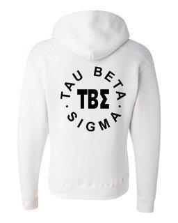 Tau Beta Sigma Circle Hoodie