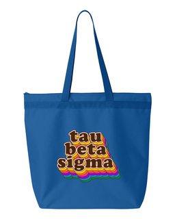 Tau Beta Sigma Maya Tote Bag