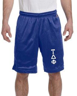 Tau Delta Phi Mesh Short