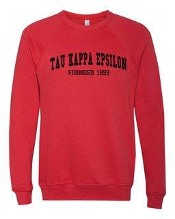 Tau Kappa Epsilon Fraternity Founders Crew Sweatshirt