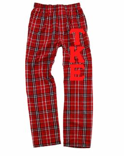 Tau Kappa Epsilon Pajamas Flannel Pant