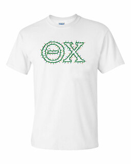 Theta Chi Christmas Lights Tee