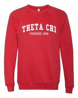 Theta Chi Fraternity Founders Crew Sweatshirt