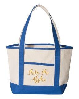 Theta Phi Alpha Sailing Tote Bag