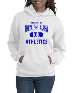 Theta Phi Alpha Athletics Shirts