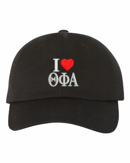 Theta Phi Alpha I Love Hat