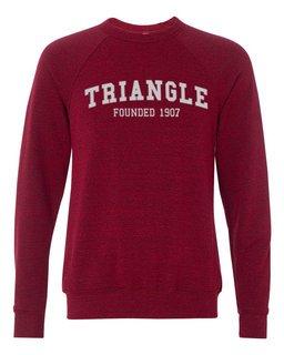 Triangle Fraternity Founders Crew Sweatshirt