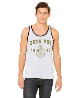 Zeta Psi Jersey Tank