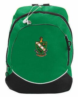 DISCOUNT-FarmHouse Fraternity Crest - Shield Backpack