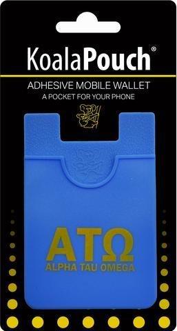 Alpha Tau Omega Koala Pouch Phone Wallet
