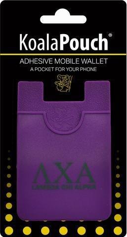 Lambda Chi Alpha Koala Pouch Phone Wallet