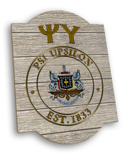Psi Upsilon Traditional Sign