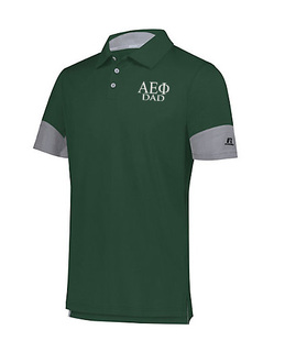 Alpha Epsilon Phi Dad Hybrid Polo