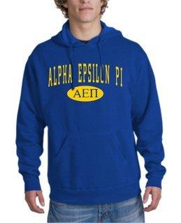Alpha Epsilon Pi arch Hoodie