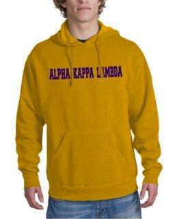 Alpha Kappa Lambda college Hoodie