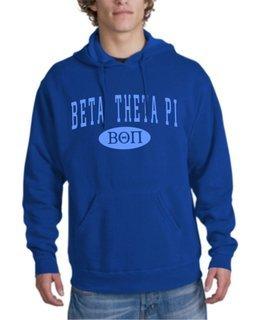 Beta Theta Pi arch Hoodie