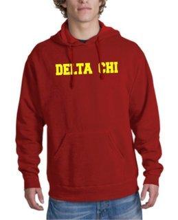 Delta Chi college Hoodie
