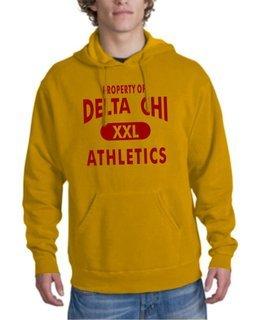 Delta Chi prop Hoodie