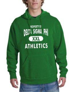 Delta Sigma Phi prop Hoodie