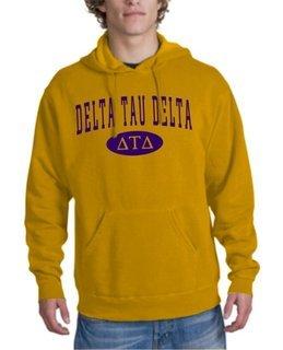 Delta Tau Delta arch Hoodie